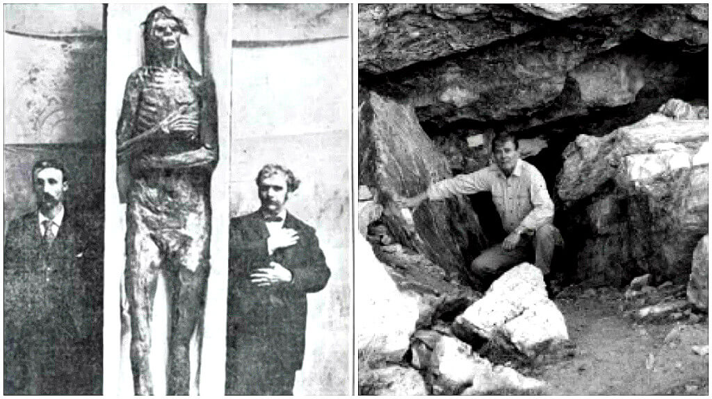 Mysterious Giants Of Nevada: Findings Of Lovelock Cave - Look4ward