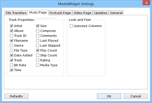 MediaWidget - Easy iPod Transfer [DISCOUNT: 25% OFF!] - screenshot #8