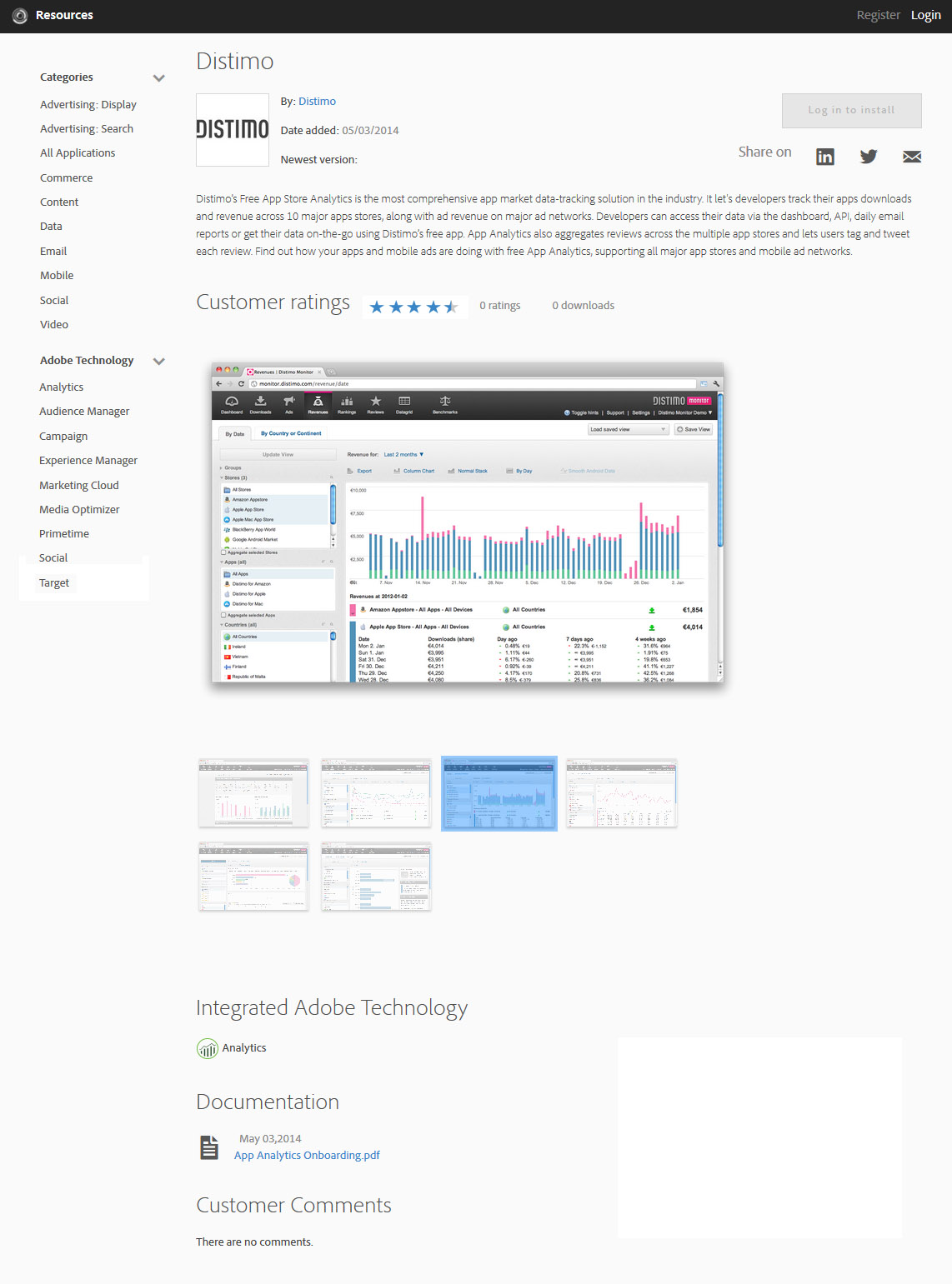 Announcing Adobe Marketing Cloud Exchange - Adobe