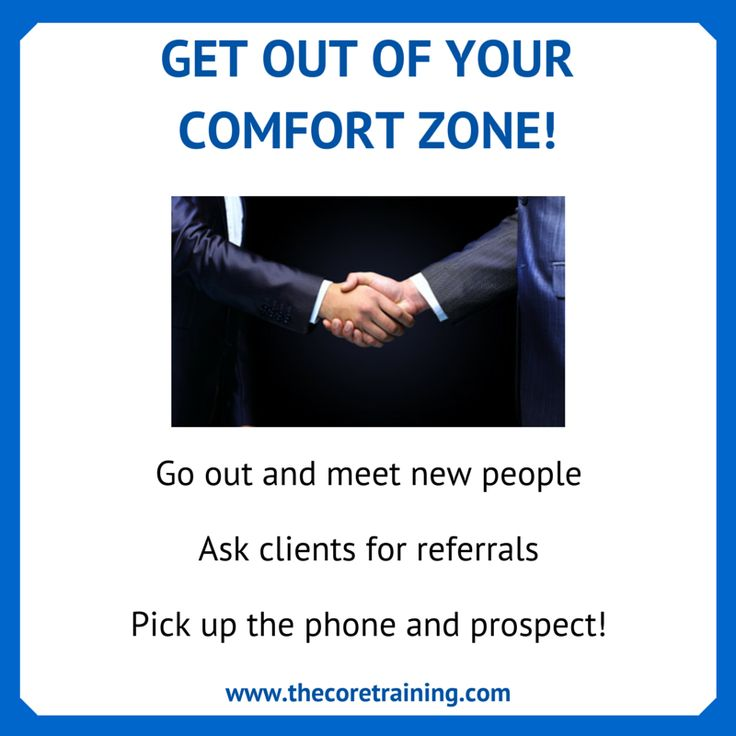 Get out of your comfort zone! Prospecting tips for real estate and ...