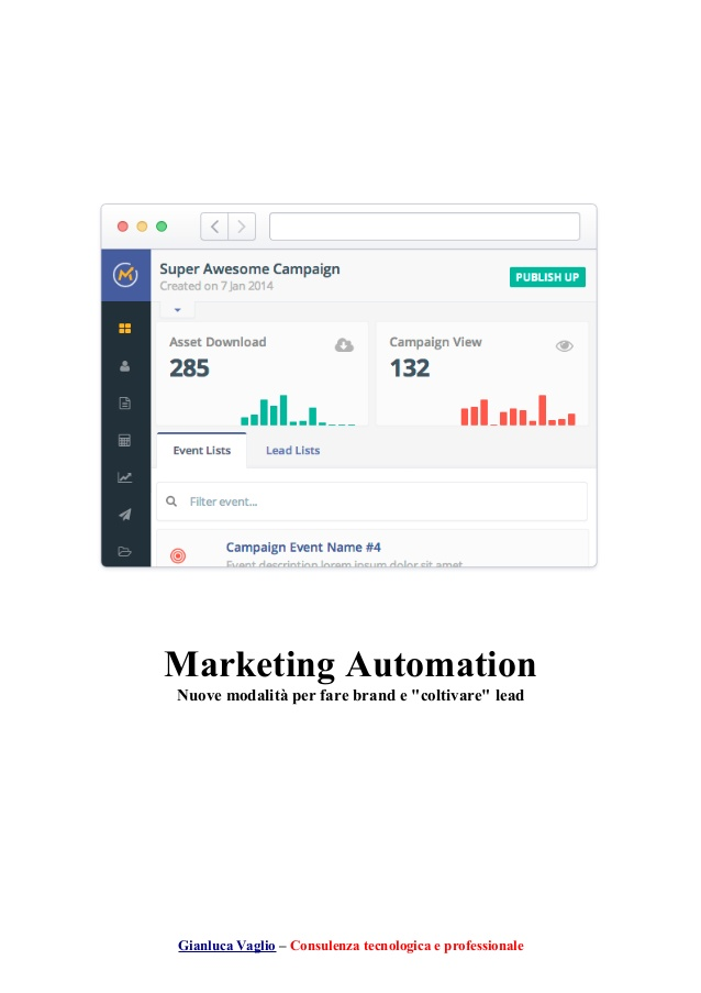 Marketing AutomationNuove modalit
