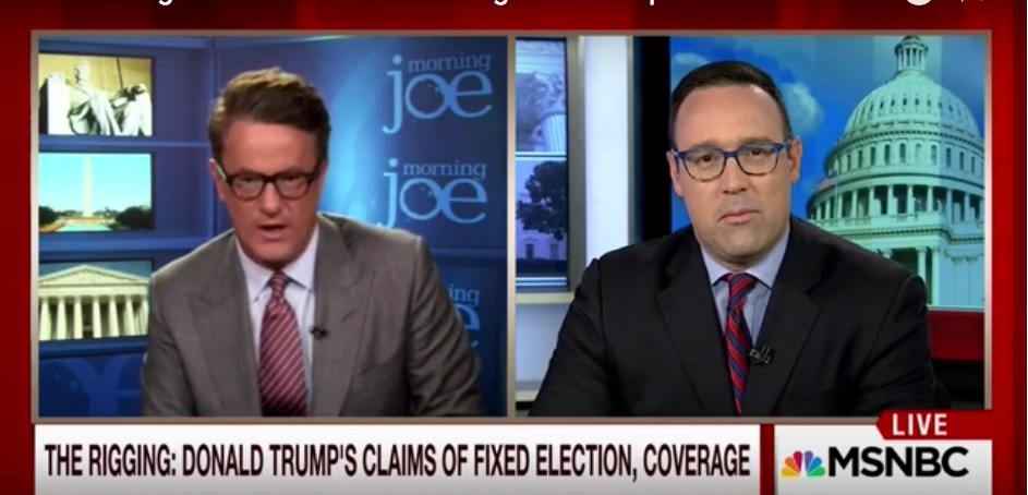 Scarborough Calls Out Media Bias Against Trump In Extended Tirade ...