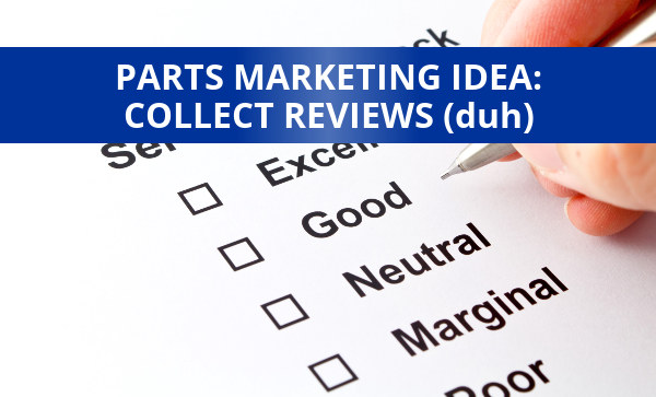 Marketing Idea: Collect Reviews and Testimonials - Spork Marketing