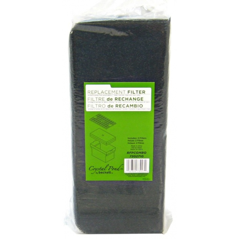 ... Media Biological Pond Filter Media Beckett Bio Filter Replacement Pad