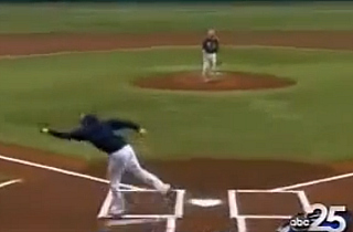 ... Day! Here Are the Best and Worst Politician First Pitches - Mediaite
