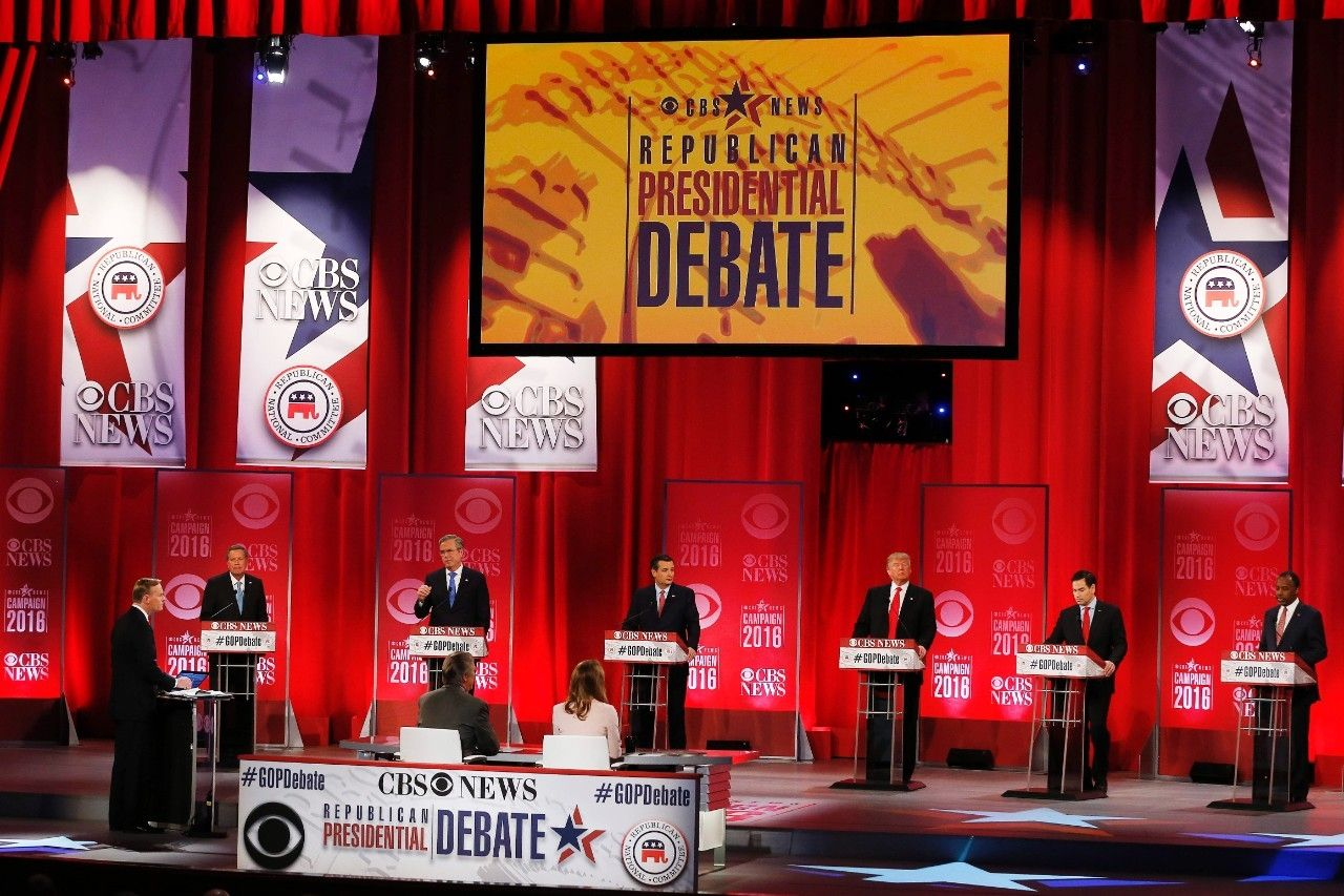 ... FACT CHECK: GOP contenders on Supreme Court nominees, Syria - Fox News