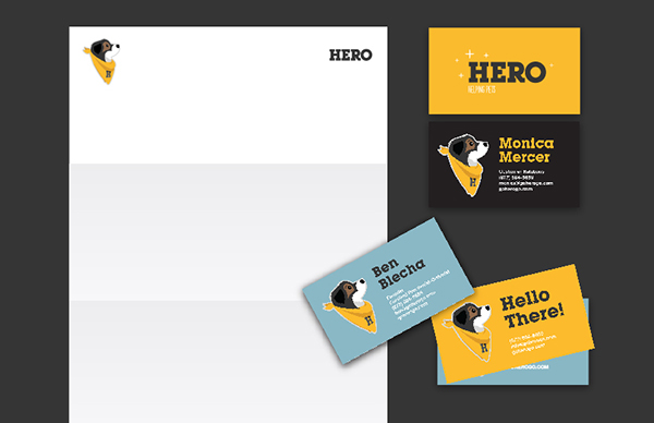 Hero Rebrand Strategy - Eleanor Creative - Marketing, Advertising and ...