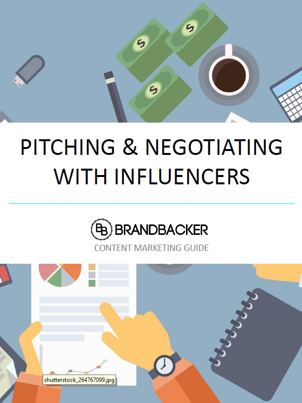 ... With Influencers - BrandBacker Marketing