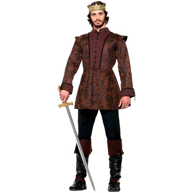 King Coat Costume - Morph Costumes UK
