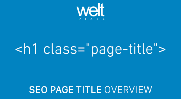 SEO - Page Title Overwrite For Magento 2 - Plugins