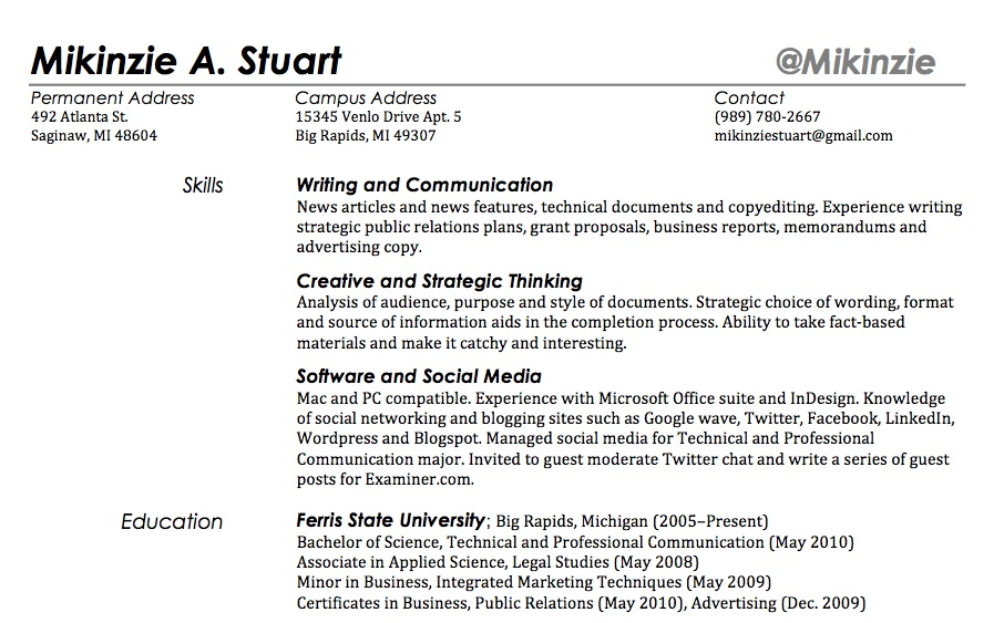 examples of skills to put on a resume word download good skills to put ...