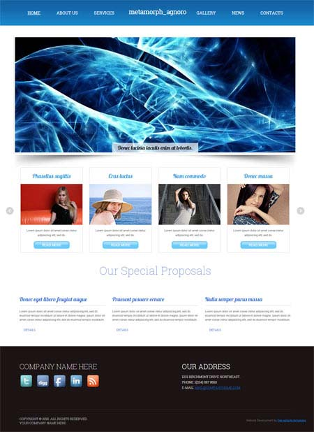 Website Templates, Free Website Templates, Free Web Templates, Flash ...