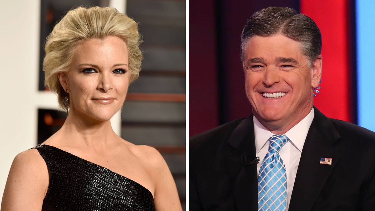 Fox News War: Sean Hannity Calls Out Megyn Kelly for Hillary