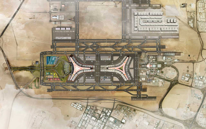 Kuwaiti-Turkish team is surprise favourite to win big Kuwait airport ...