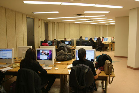 BSB B001 - Academic Computing and Communications Center