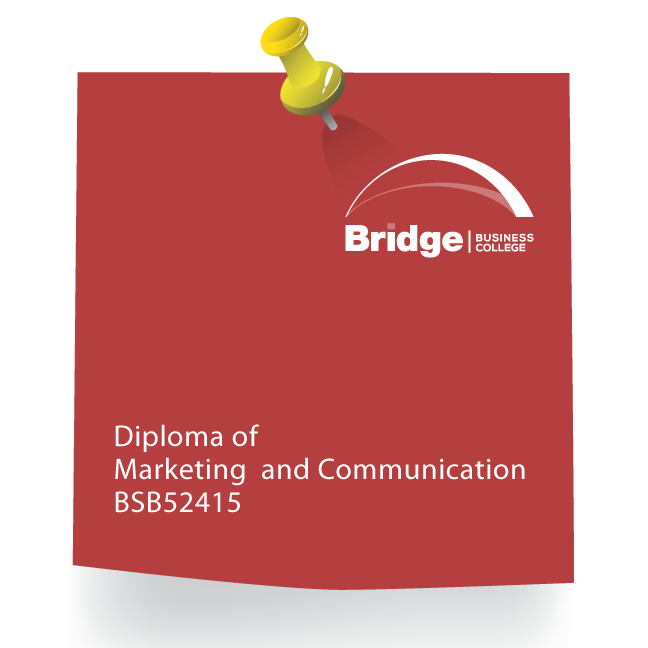 Diploma of Marketing and Communication - Bridge Business College