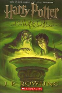 Harry Potter and the Half-Blood Prince  <small>(Harry Potter #6)</small> torrent downlaod