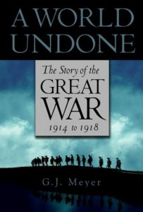 A World Undone: The Story of the Great War, 1914 to 1918 torrent downlaod