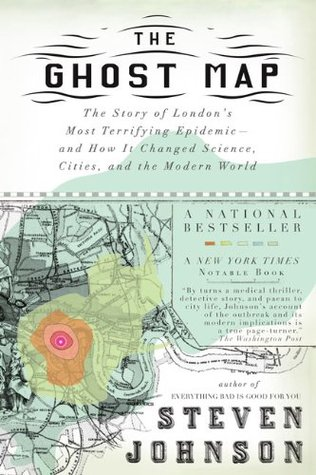 Download free pdf The Ghost Map: The Story of London's Most Terrifying Epidemic – and How It Changed Science, Cities, and the Modern World