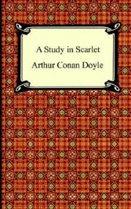 A Study in Scarlet  <small>(Sherlock Holmes #1)</small> torrent downlaod