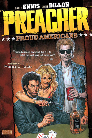 Download free pdf Preacher, Volume 3: Proud Americans  <small>(Preacher #3)</small>