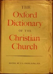 The Oxford Dictionary of the Christian Church torrent downlaod