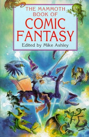 Download free pdf The Mammoth Book of Comic Fantasy