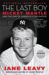 The Last Boy: Mickey Mantle and the End of America's Childhood torrent downlaod