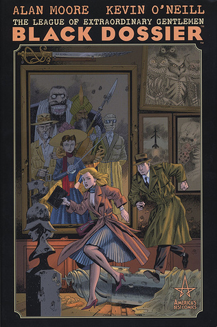 Download free pdf The League of Extraordinary Gentlemen: Black Dossier  <small>(The League of Extraordinary Gentlemen #2.5)</small>
