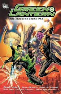 Green Lantern: The Sinestro Corps War  <small>(Green Lantern: Sinestro Corps War #1 Omnibus)</small> torrent downlaod