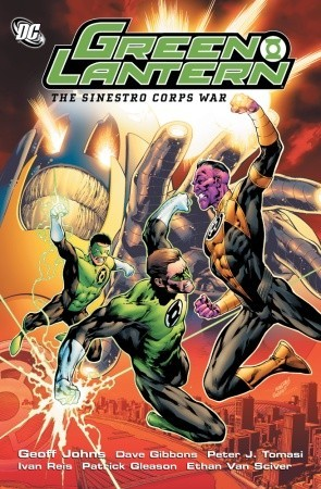 Download free pdf Green Lantern: The Sinestro Corps War  <small>(Green Lantern: Sinestro Corps War #1 Omnibus)</small>
