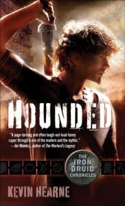 Hounded  <small>(The Iron Druid Chronicles #1)</small> torrent downlaod