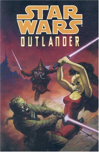 Download free pdf Outlander &#8211; The Exile of Sharad Hett  <small>(Star Wars Legends Graphic Novels #36)</small>