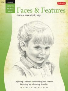 Drawing: Faces & Features: Learn to Draw Step by Step  <small>(Walter Foster How to Draw Series)</small> torrent downlaod