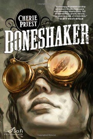 Download free pdf Boneshaker  <small>(The Clockwork Century #1)</small>
