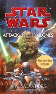 Star Wars: Episode II: Attack of the Clones  <small>(Star Wars: Novelizations #2)</small> torrent downlaod