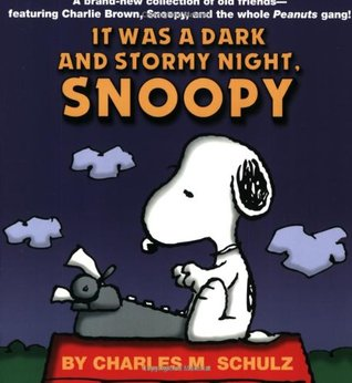 Download free pdf It Was a Dark and Stormy Night, Snoopy