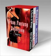Urban Fantasy Collection – Vampires: A Rush of Wings, Staked, Wicked Game  <small>(The Maker's Song #1 included)</small> torrent downlaod