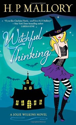 Download free pdf Witchful Thinking  <small>(Jolie Wilkins #3)</small>