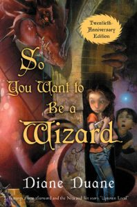 So You Want to Be a Wizard  <small>(Young Wizards #1)</small> torrent downlaod