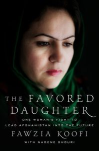 The Favored Daughter: One Woman's Fight to Lead Afghanistan into the Future torrent downlaod