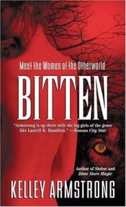 Bitten  <small>(Women of the Otherworld #1)</small> torrent downlaod