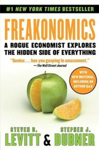 Freakonomics: A Rogue Economist Explores the Hidden Side of Everything  <small>(Freakonomics #1)</small> torrent downlaod