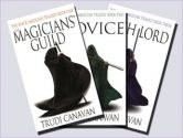 The Black Magician Trilogy  <small>(The Black Magician Trilogy #1-3)</small> torrent downlaod