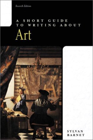 Download free pdf A Short Guide to Writing About Art