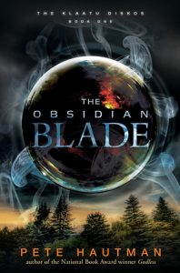 The Obsidian Blade  <small>(The Klaatu Diskos #1)</small> torrent downlaod