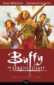 Buffy the Vampire Slayer: The Long Way Home  <small>(Buffy the Vampire Slayer: Season 8 #1-5)</small> torrent downlaod