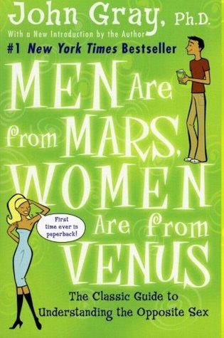 Download free pdf Men Are from Mars, Women Are from Venus