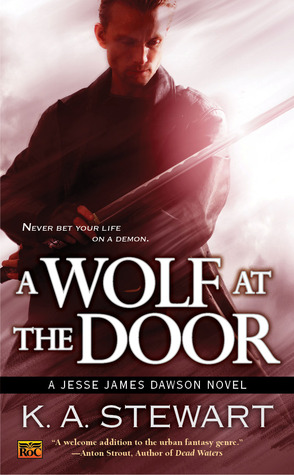 Download free pdf A Wolf at the Door  <small>(Jesse James Dawson #3)</small>