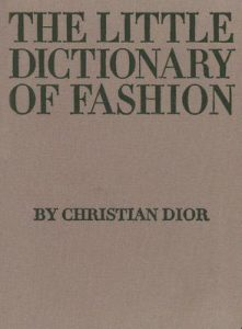 The Little Dictionary of Fashion: A Guide to Dress Sense for Every Woman torrent downlaod